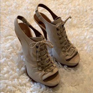 Elizabeth & James platform sandals
